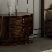 Venice 2 Drawer Nightstand by J&M Furniture