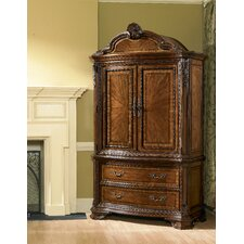 Brussels Armoire by Astoria Grand