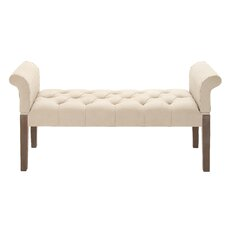 Upholstered Bedroom Bench by Cole & Grey