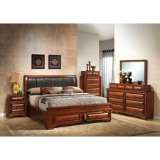 Edwardsville Panel Customizable Bedroom Set by Darby Home Co®