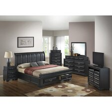 Carroll Panel Customizable Bedroom Set by Darby Home Co®