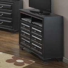Edwardsville 6 Drawer Media Chest by Darby Home Co®