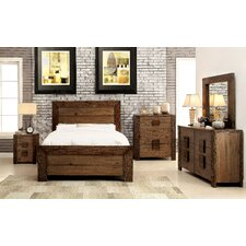 Elliston Platform Customizable Bedroom Set by Loon Peak®