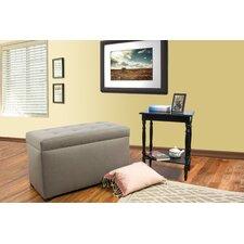 Dawson 7 Wood Storage Bedroom Bench by MJL Furniture