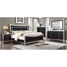Billwise Panel Customizable Bedroom Set by Mercer41