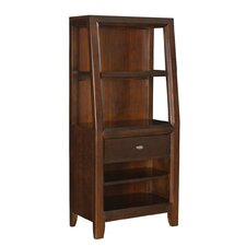 Tribecca 1 Drawer Bookcase Nightstand by American Drew