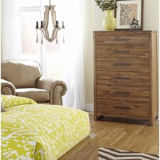 Waverly 6 Drawer Chest by Cresent Furniture
