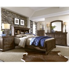 Copenhagen Panel Customizable Bedroom Set by Progressive Furniture Inc.