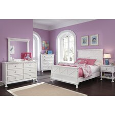 Jeffersonville Panel Customizable Bedroom Set by Darby Home Co®