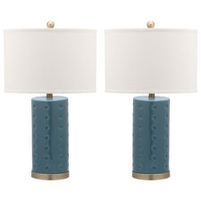 "Landon 26"" Table Lamp Set (Set of 2)"