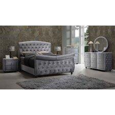 Hudson Panel Customizable Bedroom Set by Meridian Furniture USA