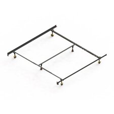 Universal Rug Roller Metal Bed Frame by Donco Kids