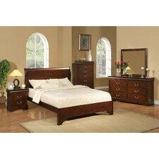 Hopkinsville Platform Customizable Bedroom Set by Alcott Hill®