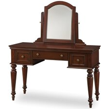 Linthicum Vanity with Mirror by Darby Home Co®
