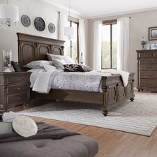 Hartsville Panel Customizable Bedroom Set by Darby Home Co®