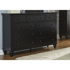Willshire 9 Drawer Dresser by Alcott Hill®