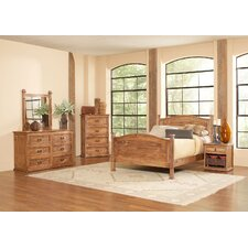 Capella Panel Customizable Bedroom Set by Avalon Furniture