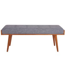 Aysel Upholstered Bedroom Bench by Porthos Home