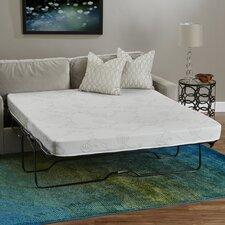 """4.5"""" Gel Memory Foam Mattress by InnerSpace Luxury Products"""