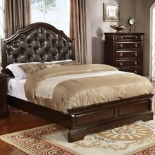 Caprivi Queen Panel Customizable Bedroom Set by Williams Import Co. Sale