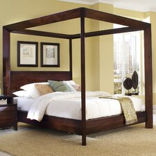 Island Canopy Customizable Bedroom Set by Home Image Buy