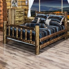 Glacier Country Panel Customizable Bedroom Set by Montana Woodworks® Best Price