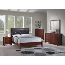Panel Customizable Bedroom Set by Best Quality Furniture