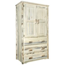 Montana Armoire by Montana Woodworks® Compare Price