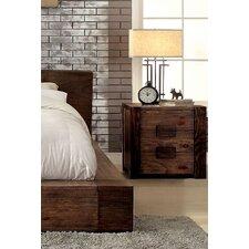 Elliston 3 Drawer Nightstand by Loon Peak®