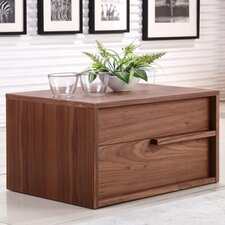Dolce 2 Drawer Nightstand by Casabianca Furniture