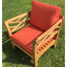 Malibu Outdoor 6 Piece Deep Seating Group with Cushion by Trijaya Living