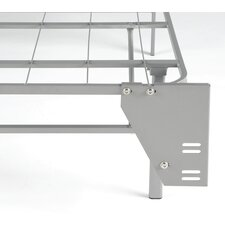 Platform Bed Base Headboard/ Footboard Bracket by Mantua Mfg. Co.