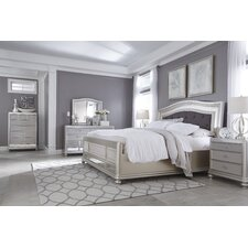 Gasser Panel Customizable Bedroom Set by House of Hampton