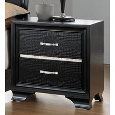 Farnworth 2 Drawer Nightstand by House of Hampton