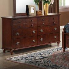 Macon 6 Drawer Dresser by Red Barrel Studio®