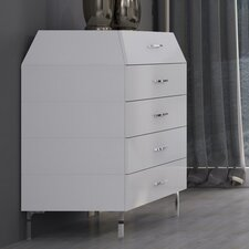 Lane 5 Drawer Lingerie Chest by Wade Logan®