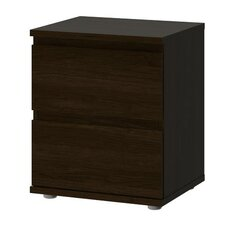 Aaron 2 Drawer Nightstand by Varick Gallery®