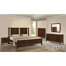 Mckissick Panel Customizable Bedroom Set by Brayden Studio®
