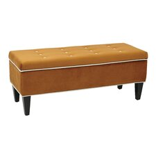 Cambridge Storage Entryway Bench by OSP Accents