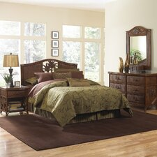 Cypress Platform 4 Piece Bedroom Set by Bay Isle Home