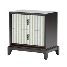 Mirren 2 Drawer Nightstand by Mercer41