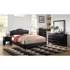 Laguna Platform Customizable Bedroom Set by A&J Homes Studio