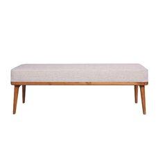 Vivienne Upholstered Bedroom Bench by Porthos Home