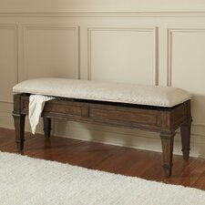 Saunders Storage Bench by Birch Lane