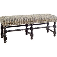 Jihane Upholstered Entryway Bench by World Menagerie