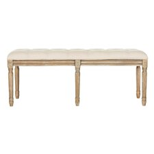 Centauree Upholstered Entryway Bench by One Allium Way®