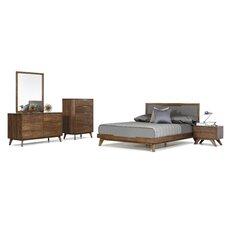 Mcswain Platform 5 Piece Bedroom Set by Brayden Studio®