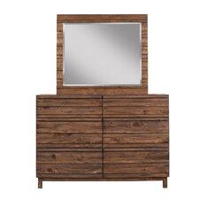 Marcos 6 Drawer Dresser by Brayden Studio®