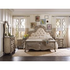 Chatelet Panel Customizable Bedroom Set by Hooker Furniture