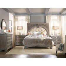 True Vintage Panel Customizable Bedroom Set by Hooker Furniture